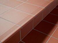 Grestejo Клинкер Pavimento Castanho R/Floor Tile Rubi Brown  коричневый Матовая 30x30